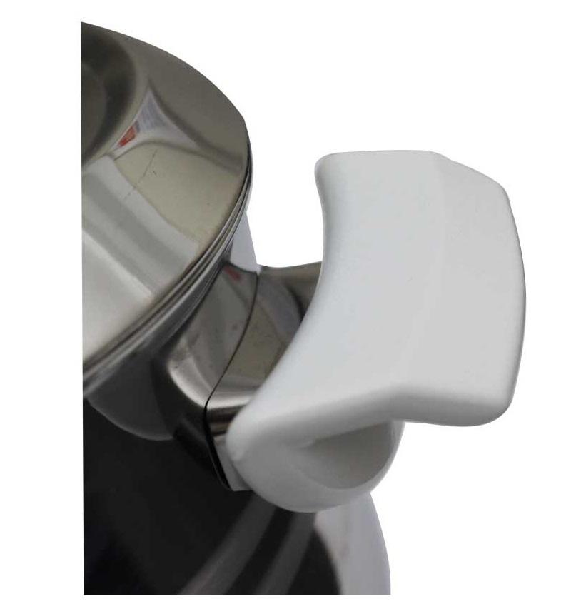 تصویر از کتری قوری کف چدن پدیده مدل خمره ای